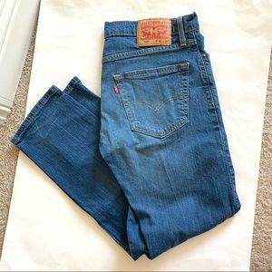 Levis 502 Jeans Tag 33x30 Regular Taper
